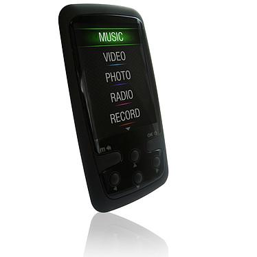 """ARCHOS 24 Vision 8 Go ARCHOS 24 Vision Noir - Lecteur MP3 vidéo 8 Go Ecran 2,4"""" FM"""