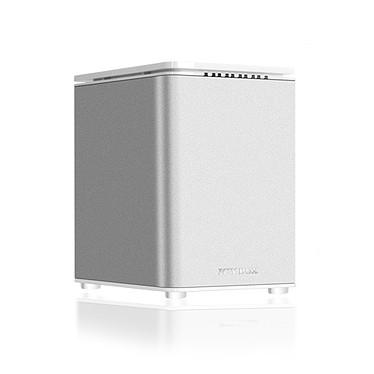 "ICY BOX IB-RD3264-USE2 ICY BOX IB-RD3264-USE2 - Boîtier externe 3""1/2 sur port USB 2.0 / eSATA II / FireWire 400 / FireWire 800 (blanc)"
