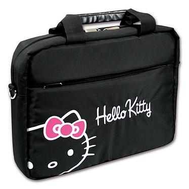 """PORT Designs Hello Kitty Bag 15.6"""" Noir PORT Designs Hello Kitty Bag - Sacoche pour ordinateur portable (jusqu'à 15.6"""") - (coloris noir)"""