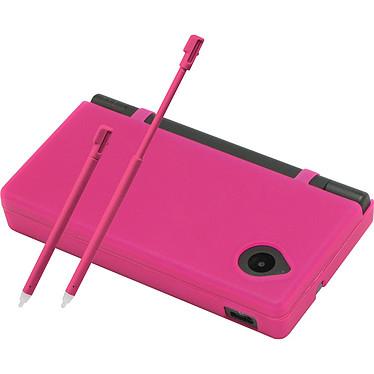 Hori coque silicone + 2 stylets rose (Nintendo DSi) Hori coque silicone + 2 stylets rose (Nintendo DSi)