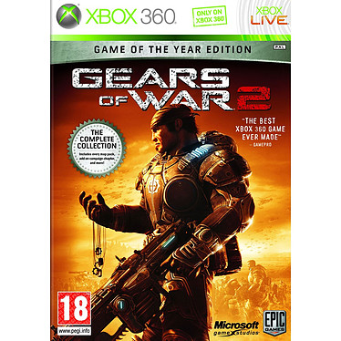 Gears of War 2 - Game of the Year Edition (Xbox 360) Gears of War 2 - Game of the Year Edition (Xbox 360)