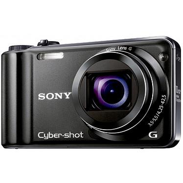 Sony CyberShot DSC-HX5V Noir Sony CyberShot DSC-HX5V Noir - Appareil photo 10.2 MP - Zoom 10x - Vidéo Full HD - GPS