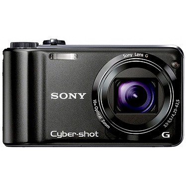 Sony CyberShot DSC-HX5V Noir pas cher