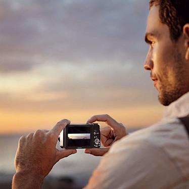 Avis Sony CyberShot DSC-HX5V Noir