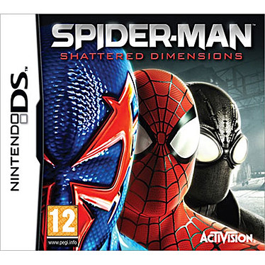 Spiderman : Shattered Dimensions (Nintendo DS) Spiderman : Shattered Dimensions (Nintendo DS)
