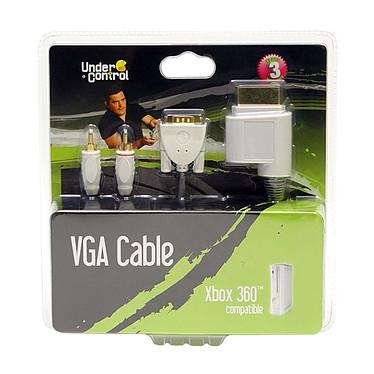 Under Control Câble VGA (Xbox 360) Under Control Câble VGA pour Xbox 360