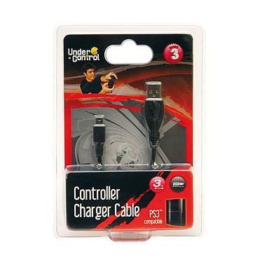 Under Control Câble de recharge (PS3) Under Control Câble de recharge pour PS3
