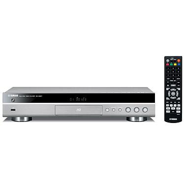 Yamaha BD-S667 Titane Yamaha BD-S667 Titane - Lecteur Blu-ray compatible DLNA et BD-Live