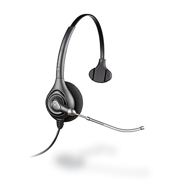Plantronics SupraPlus HW251 Casque-micro monaural tube vocal