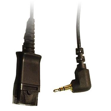 Plantronics Câble Jack 2.5 mm standard Quick Disconnect