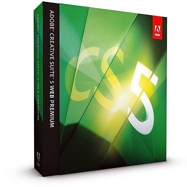 Adobe Creative Suite 5 Web Premium PC Mise à jour depuis CS4 Adobe Creative Suite 5 Web Premium - Mise à jour depuis CS4 (français, WINDOWS)