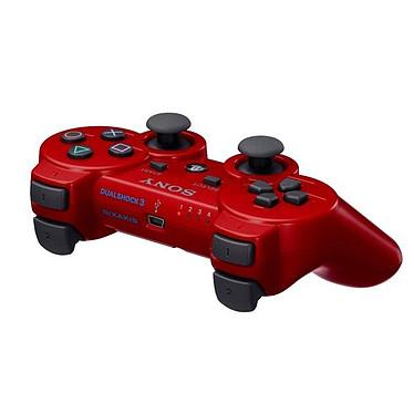 Sony DualShock 3 Rouge Sony Manette sans Fil DualShock 3 Rouge pour PlayStation 3