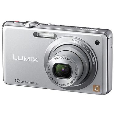 Panasonic Lumix DMC-FS10 Silver Panasonic Lumix DMC-FS10 Silver - Appareil photo 12.1 MP - Zoom 5x - Vidéo HD
