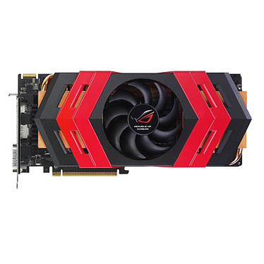 ASUS ARES/2DIS/4GD5 Limited Edition  Radeon HD 5870 X2 4 Go pas cher