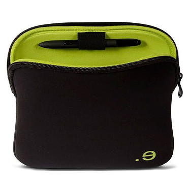 be.ez LA robe Tablet Travel be.ez LA robe Tablet Travel - Housse pour tablette Wacom Bamboo / Bamboo Fun Small - Noir/vert
