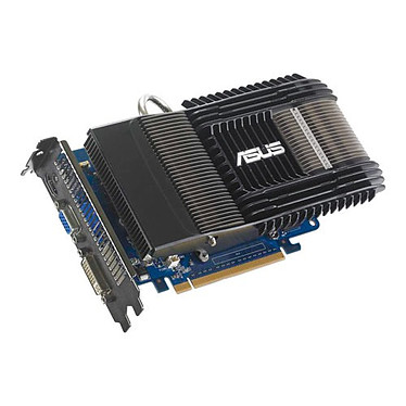 ASUS ENGT240 SILENT/DI/1GD3 ASUS ENGT240 SILENT/DI/1GD3 - 1 Go DVI/HDMI - PCI Express (NVIDIA GeForce avec CUDA GT 240)