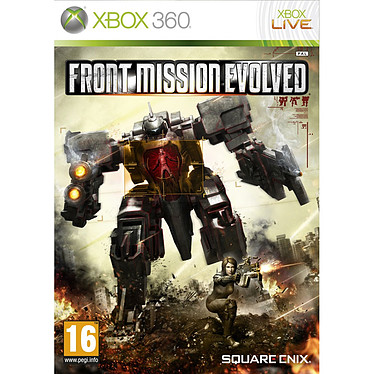 Front Mission Evolved (Xbox 360) Front Mission Evolved (Xbox 360)