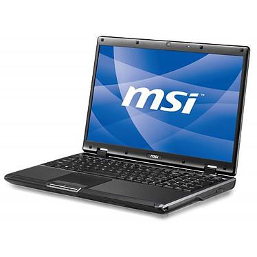 "MSI CX600-446 MSI CX600-446 - Intel Pentium Dual-Core T4500 4 Go 320 Go 15.6"" LCD ATI Mobility Radeon HD 4330 Graveur DVD Wi-Fi N Webcam Windows 7 Premium (garantie constructeur 2 ans)"