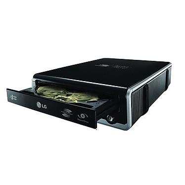 LG GE20LU11 LG GE20LU11 - DVD(+/-)RW/RAM 20/8/20/6/12x DL(+/-) 16/12x CD-RW 48/32/48x Externe