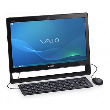 "Sony VAIO VPCJ11M1E/B- Intel Core i3-350M- 4 Go- 21.5"" Sony VAIO VPCJ11M1E/B - Intel Core i3-350M 4 Go 500 Go NVIDIA GeForce 310M 512 Mo LCD 21.5"" Tactile Graveur DVD Wi-Fi N/Bluetooth Windows 7 Premium 64 bits"