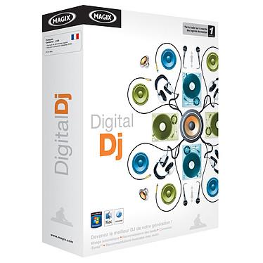 Magix Digital DJ MAGIX Digital DJ (français, MAC/PC)