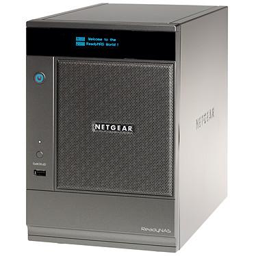 Netgear ReadyNAS Ultra 6 baies Serveur NAS multimédia 6 baies (sans disque dur)