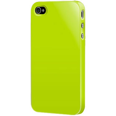 SwitchEasy NUDE Citron (pour iPhone 4/4S) SwitchEasy NUDE Citron (pour iPhone 4/4S)