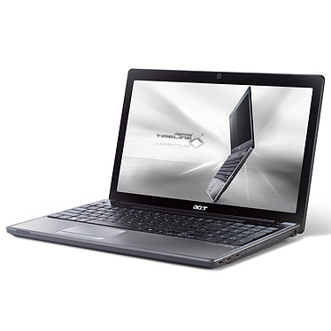 "Acer Aspire TimelineX 5820TG-334G50Mn Acer Aspire TimelineX 5820TG-334G50Mn - Intel Core i3-330M 4 Go 500 Go 15.6"" LED ATI Mobility Radeon HD 5650 Graveur DVD Wi-Fi N Webcam Windows 7 Premium 64 bits"