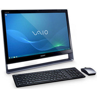 "Sony VAIO VPCL13M1E/S Sony VAIO VPCL13M1E/S - Intel Core 2 Duo E7500 4 Go 1 To NVIDIA GeForce GT 330M 1 Go LCD 24"" Tactile Graveur DVD Wi-Fi N/Bluetooth Windows 7 Premium 64 bits"