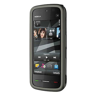 Avis Nokia 5228 Noir