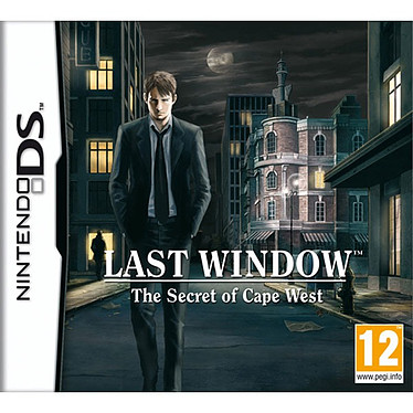 Last Window : Le secret de Cape West (Nintendo DS) Last Window : Le secret de Cape West (Nintendo DS)