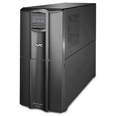 APC Smart-UPS 2200VA LCD 230V Onduleur line-interactive monophasé 230V (USB / Série / SmartSlot)