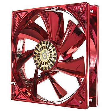 Enermax Apollish Vegas rouge 140 mm