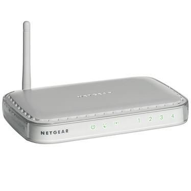 Netgear WN604 Point d'accès Wi-Fi N 150 Point d'accès sans-fil Wi-Fi N 150 Mbps
