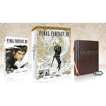 Final Fantasy XIV Online Collector's Edition (PC) Final Fantasy XIV Online Collector's Edition (PC)