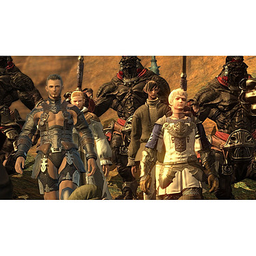 Avis Final Fantasy XIV Online Collector's Edition (PC)