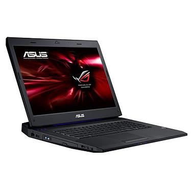 "ASUS G73JH-TZ169V ASUS G73JH-TZ169V - Intel Core i7-720QM 6 Go 1 To (2x 500 Go) 17.3"" LED ATI Mobility Radeon HD 5870 Combo Lecteur Blu-ray / Graveur DVD Wi-Fi N/Bluetooth Webcam Windows 7 Premium 64 bits (garantie constructeur 2 ans)"