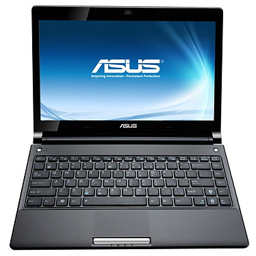 "ASUS U35JC-RX005X ASUS U35JC-RX005X - Intel Core i3-370M 4 Go 320 Go 13.3"" LED NVIDIA GeForce 310M Wi-Fi N/Bluetooth Webcam Windows 7 Professionnel 64 bits (garantie constructeur 2 ans)"