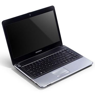 "Acer eMachines G640G-P324G25Mn Acer eMachines G640G-P324G25Mn - AMD Athlon II Dual-Core P320 4 Go 250 Go 17.3"" LCD ATI Mobility Radeon HD 5470 Graveur DVD Wi-Fi N Webcam Windows 7 Premium 64 bits"
