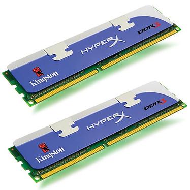 Kingston HyperX 4 Go (2x 2Go) DDR3 1600 MHz Kingston HyperX 4 Go (kit 2x 2 Go) DDR3-SDRAM PC12800 CL7 - KHX1600C7D3K2/4GX (garantie 10 ans par Kingston)