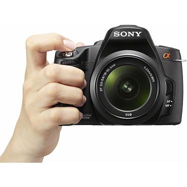 Avis Sony DSLR-A390 + Objectif 18-55 mm