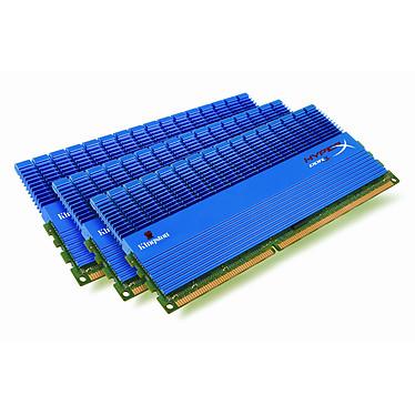 Kingston XMP T1 3 Go (3x 1Go) DDR3 2333 MHz Kingston XMP T1 3 Go (kit 3x 1 Go) DDR3-SDRAM PC3-18666 CL9 - KHX2333C9D3T1K3/3GX (garantie 10 ans par Kingston)