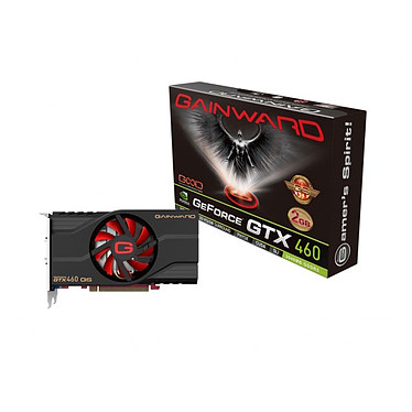Avis Gainward GeForce GTX460 2 GB Golden Sample