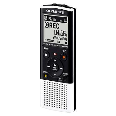 Olympus VN-8500PC Olympus VN-8500PC - Dictaphone numérique 1 Go
