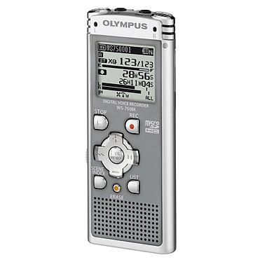 Olympus WS-750M Gris Olympus WS-750M Gris - Dictaphone numérique 4 Go