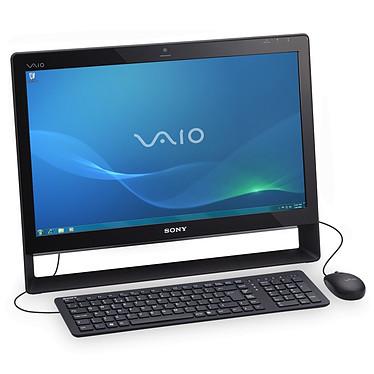 "Sony VAIO VPCJ11J9E/B Sony VAIO VPCJ11J9E/B - Intel Core i3-350M 4 Go 500 Go LCD 21.5"" Tactile Graveur DVD Wi-Fi N/Bluetooth Webcam Windows 7 Professionnel 64 bits"