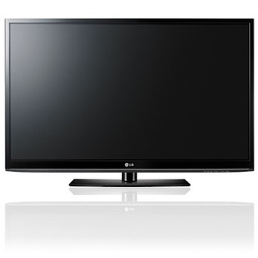 "LG 50PK350 LG 50PK350 - Téléviseur Plasma Full HD 50"" (127 cm) 16/9 - 1920 x 1080 pixels - Tuner TNT HD - 600 Hz - HDTV 1080p"