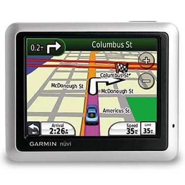 """Garmin nüvi 1255T Europe Garmin nüvi 1255T Europe - GPS Europe Ecran 3.5"""" avec TMC"""