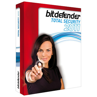 BitDefender Total Security 2011 - Licence 2 ans familiale BitDefender Total Security 2011 - Licence 2 ans familiale (français, WINDOWS)