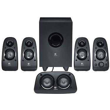Avis Logitech Speaker System Z506